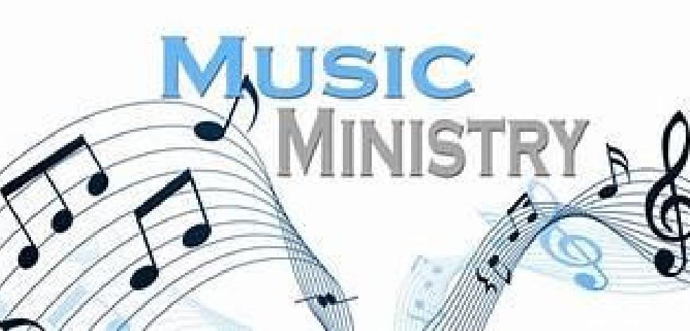 Music Ministry Art